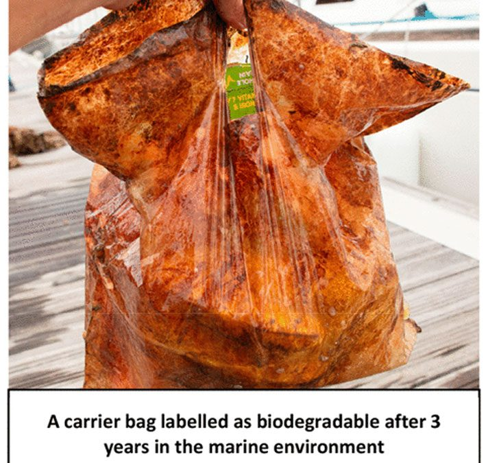 Those Biodegradable Plastic Bags Might Not Be Eco-Friendly After All