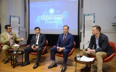 $US 100 Million Singapore Fund Launched To Prevent Marine Plastic Pollution